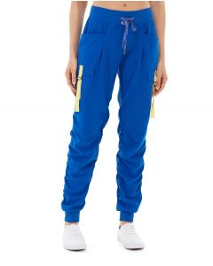 Ida Workout Parachute Pant-28-Blue