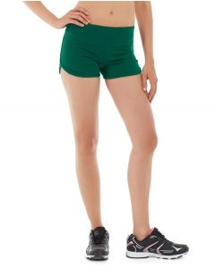 Fiona Fitness Short-29-Green