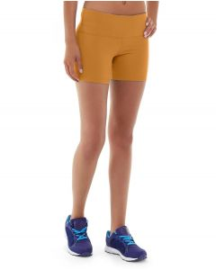 Ina Compression Short-28-Orange