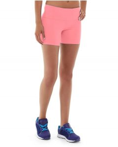 Ina Compression Short-29-Red