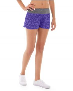 Erika Running Short-31-Purple